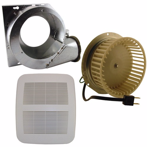 nutone products: nutone qt80 replacement bath fan motor 0695b000